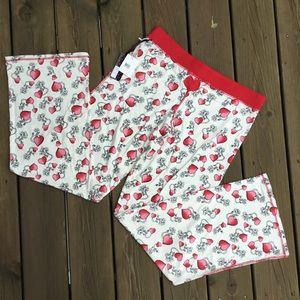 NWT! PJ Salvage pajama pants XL